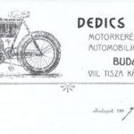 Dedics Ferenc (1879-1929)