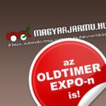 A magyarjarmu.hu a 2011-es Oldtimer Expon!