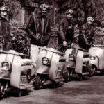 Robogók, mopedek Magyarországon (Berva, Tünde, Panni)