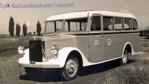366ceb252b28 Győri Általános Közlekedési Vállalat (Győr) - Magyarjarmu.hu