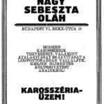 Nagy-Sebeszta-Oláh (Budapest)
