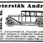Petertsák András (Budapest)