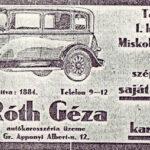 Róth Géza (Miskolc)