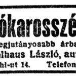 Schmelhaus László (Budapest)