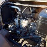 Jelenleg GAZ Molotov motor hajtja