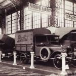 Autókiállítás 90 éve