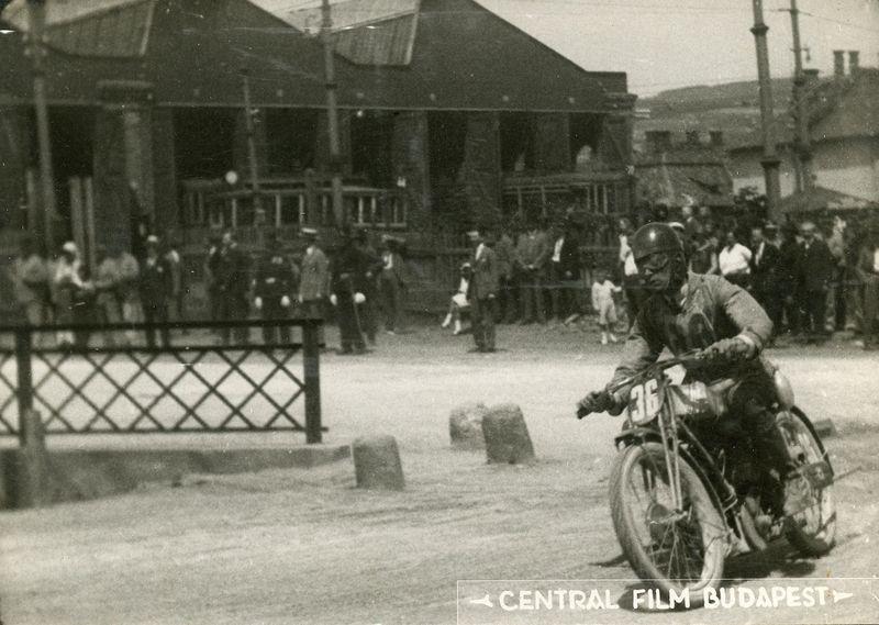 A zugleti villamos-remiz 1925-ben