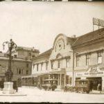 Székesfehérvár, Magyar Király Szálloda, Fő utca 10