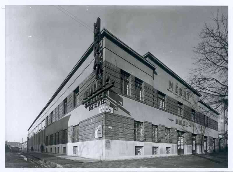 Forrás: Seidner Zoltán/Magyar Építészeti Múzeum